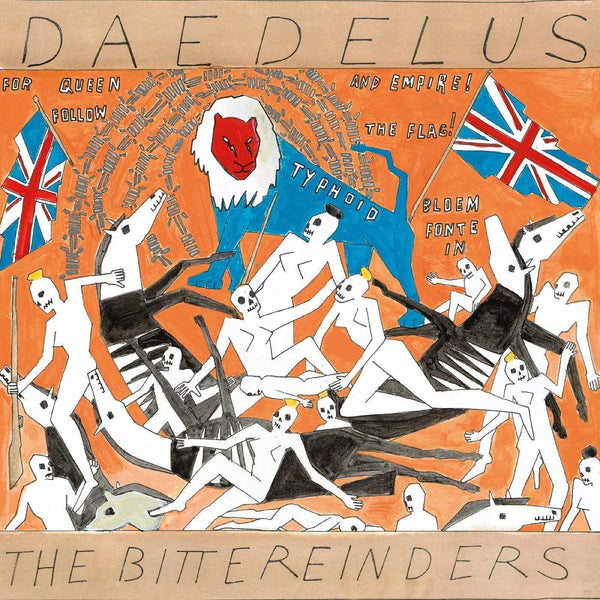 Daedelus - End of Empire (Boxset - 3xLP) Brainfeeder