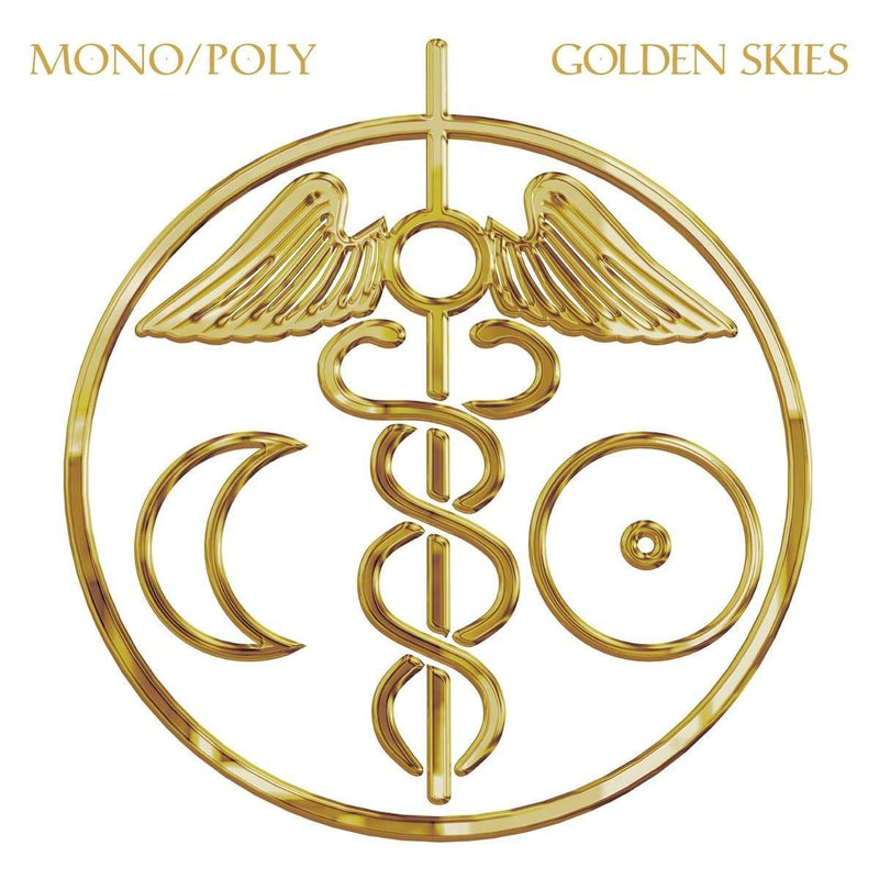 Mono/Poly - Golden Skies (LP + Download Card) Brainfeeder