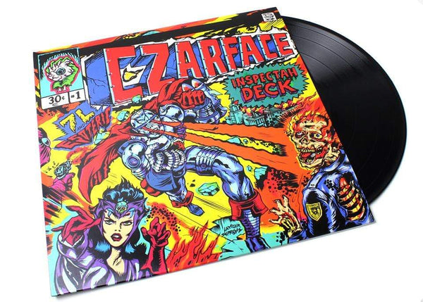 Czarface - Czarface (2xLP) Brick Records