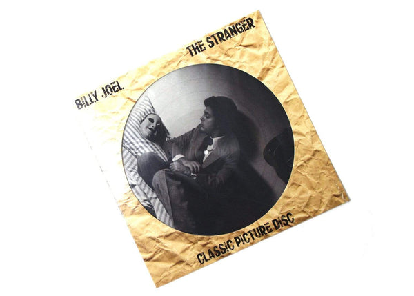 Billy Joel - The Stranger (LP - Picture Disc) Brookvale Records