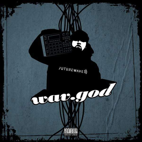 Futurewave - WAV.GOD (CD) Brown Bag Money