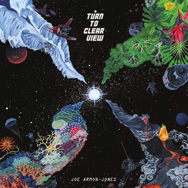 Joe Armon-Jones - Turn To Clear View (LP) Brownswood Recordings