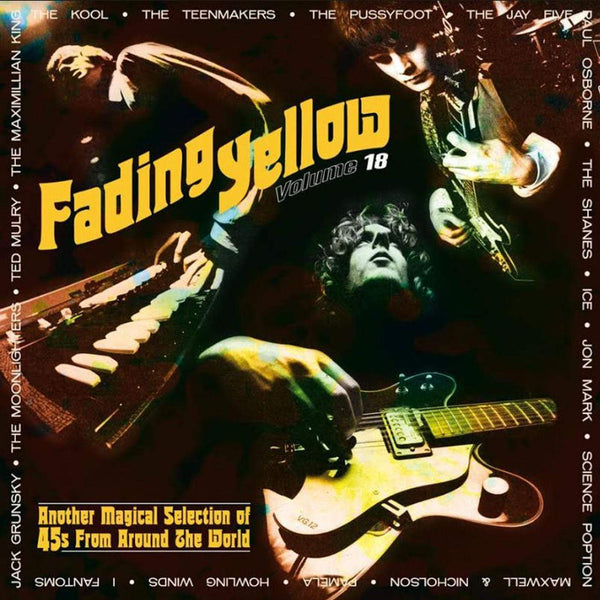 V/A - Fading Yellow Vol. 18 (CD) Busy Bee