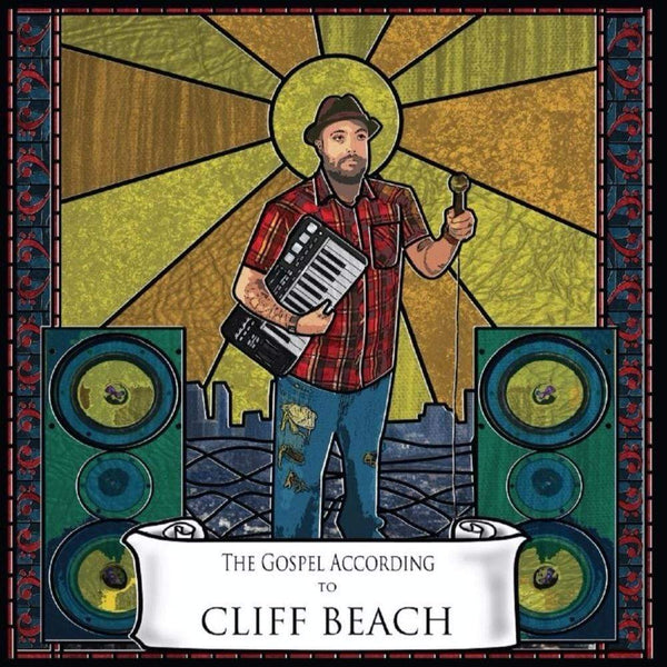Cliff Beach - The Gospel According to Cliff Beach (CD) California Soul Music
