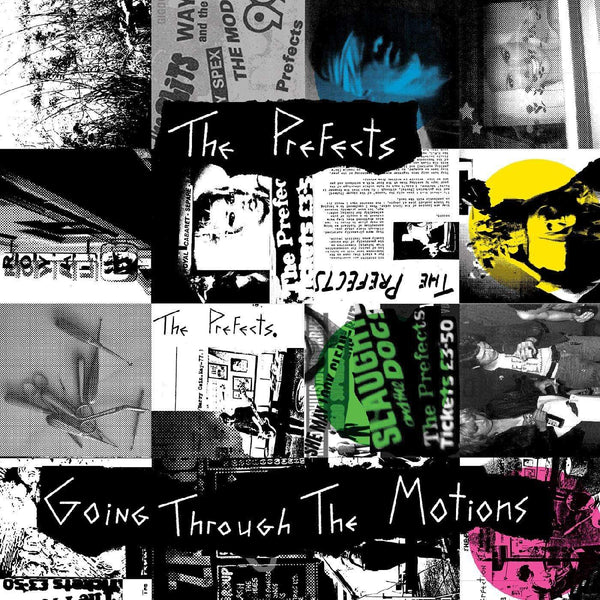 The Prefects - Going Through The Motions (LP) Call Of The Void