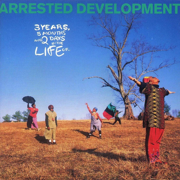 Arrested Development - 3 Years, 5 Months & 2 Days In The Life Of (2xLP - Reissue) Capitol