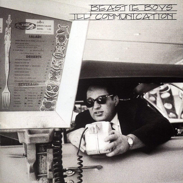 Beastie Boys ‎– Ill Communication (2xLP - Limited Silver Vinyl) Capitol