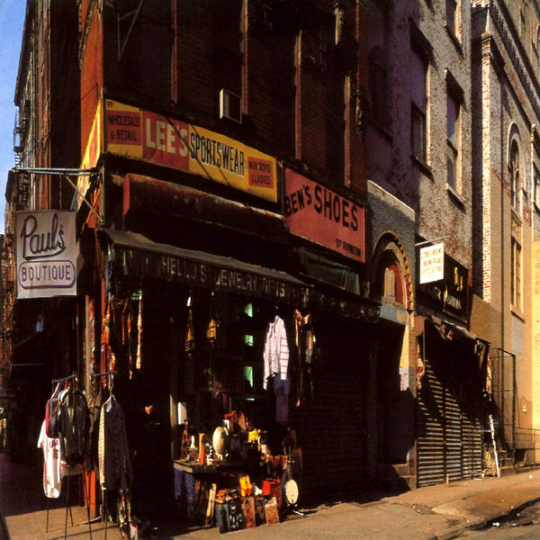 Beastie Boys - Paul's Boutique (20th Anniversary Edition - Remastered) (LP - Limited Edition) Capitol