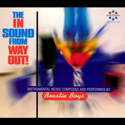 Beastie Boys -  The In Sound From Way Out (LP) Capitol