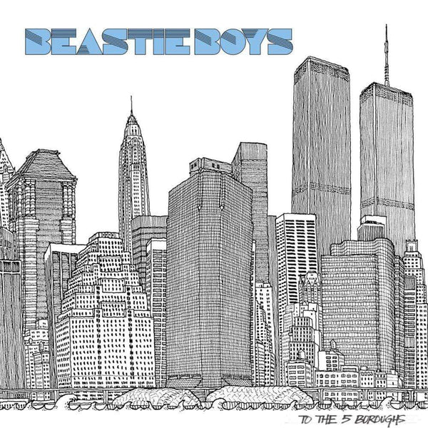 Beastie Boys -  To The 5 Boroughs (2xLP) Capitol