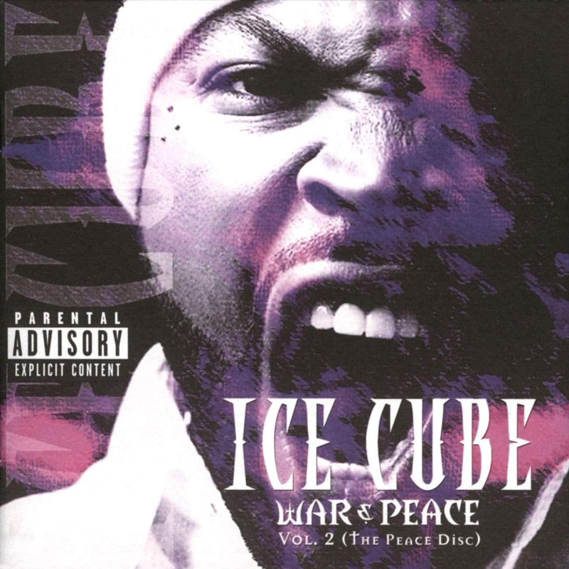 Ice Cube - War & Peace Vol. 2: The Peace Disc (2xLP) Capitol/Best Side