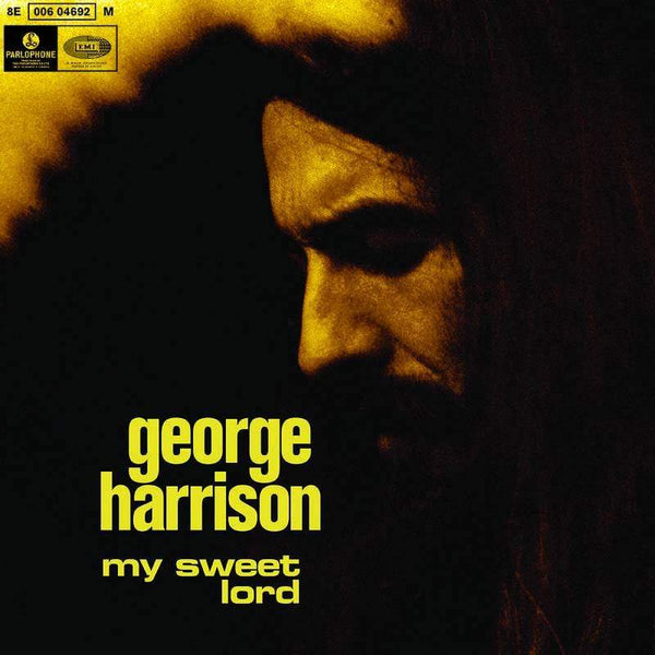 "George Harrison - My Sweet Lord (7"") Capitol"
