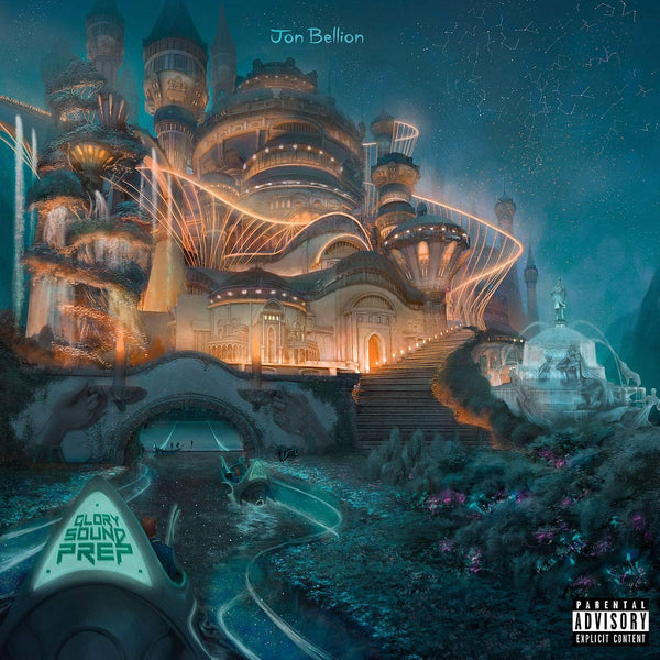 Jon Bellion - Glory Sound Prep (LP - Aqua Vinyl) Capitol Music Group
