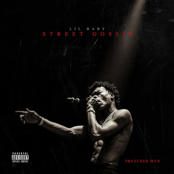Lil Baby - Street Gossip (LP) Capitol Music Group