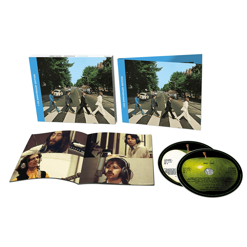 The Beatles - Abbey Road: Deluxe Edition (2xCD) Capitol