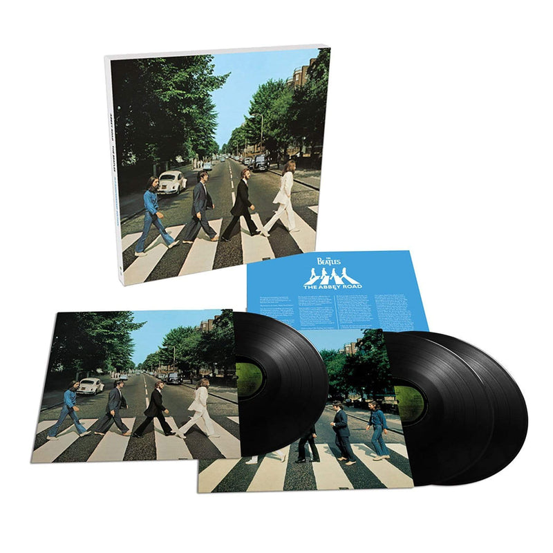 The Beatles - Abbey Road: Deluxe Edition (3xLP) Capitol