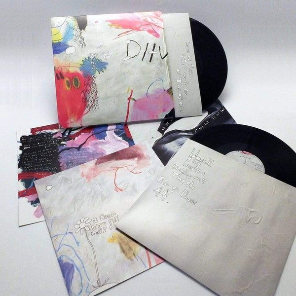 DIIV ‎- Is the Is Are (2xLP + Lyric & Art Book) Captured Tracks