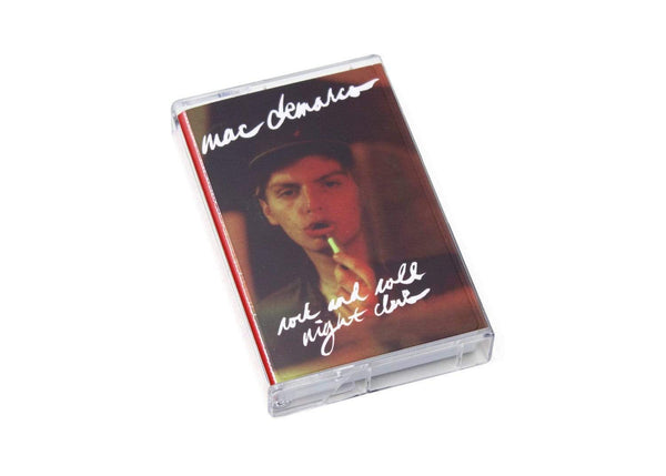 Mac DeMarco -  Rock And Roll Night Club (Cassette) Captured Tracks