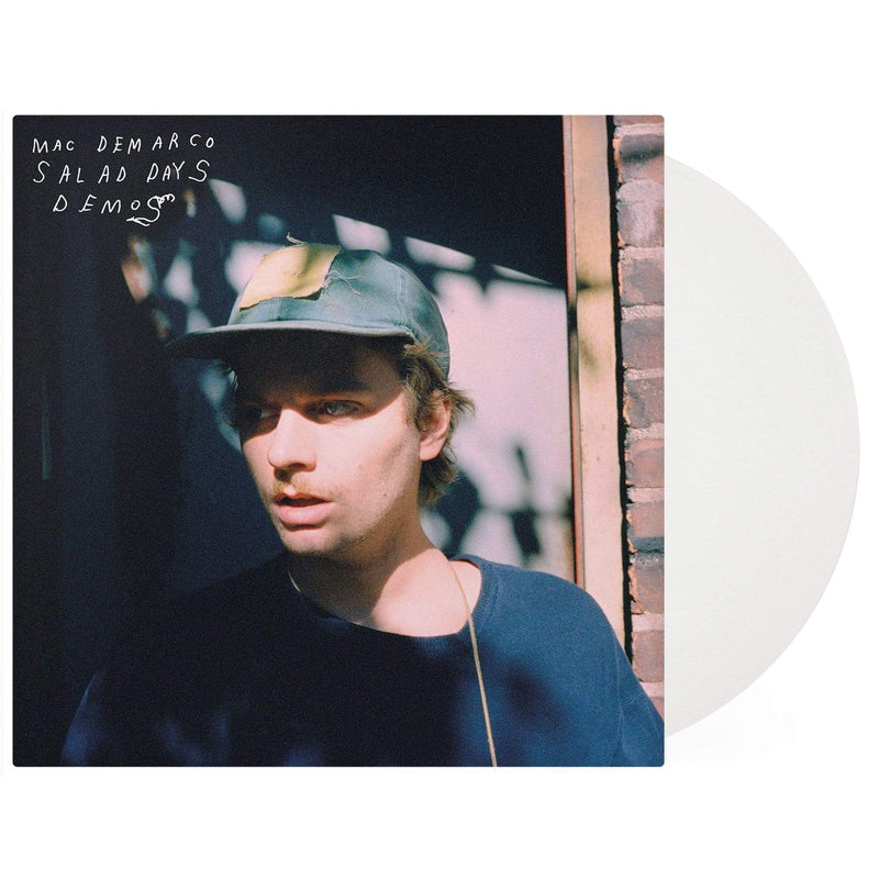 Mac DeMarco - Salad Days Demos (LP - Limited White Vinyl) Captured Tracks