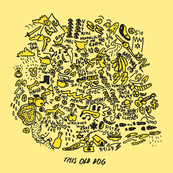 Mac Demarco - This Old Dog (LP - Indie-Exclusive White Vinyl) Captured Tracks