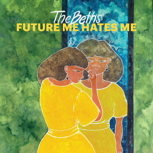 The Beths - Future Me Hates Me (LP - GREEN VINYL) Carpark Records