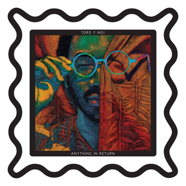 Toro Y Moi - Anything In Return (LP) Carpark Records