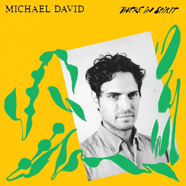 Michael David - There In Spirit / Rain II (LP + Download Card) Cascine