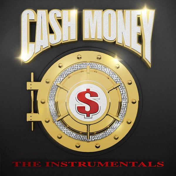 V/A - Cash Money: The Instrumentals (2xLP) Cash Money