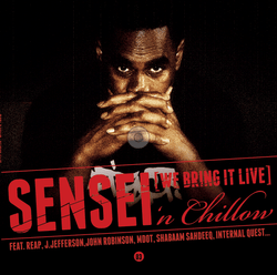 El Da Sensei & Chillow - We Bring It Live (LP - Red Vinyl) Catharsis Productions