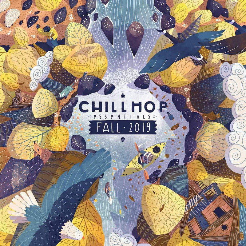 Chillhop Music - Chillhop Essentials Fall 2019 (2xLP) Chillhop Music