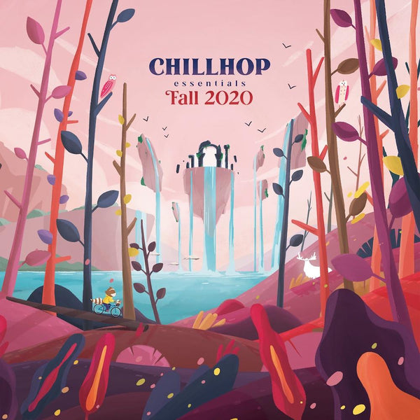 Chillhop Music - Chillhop Essentials - Fall 2020 (2XLP - Dark Brown Vinyl) Chillhop Music