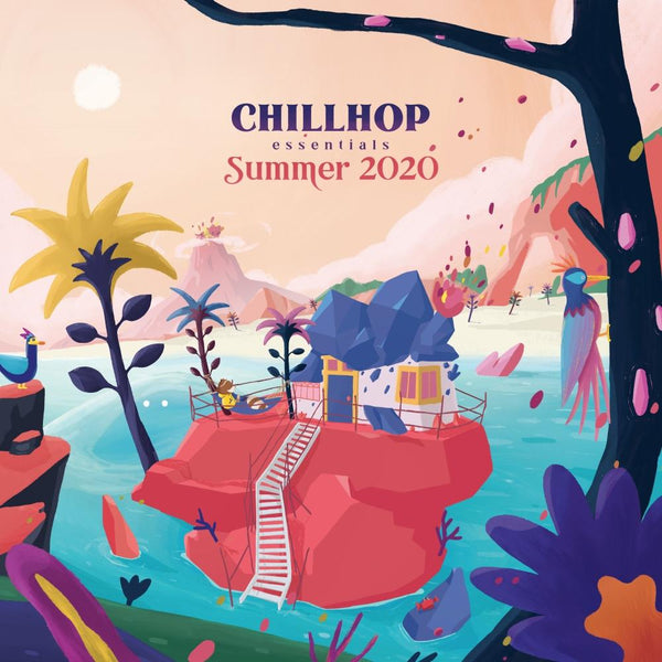 Chillhop Music - Chillhop Essentials Summer 2020 (2XLP) Chillhop Music