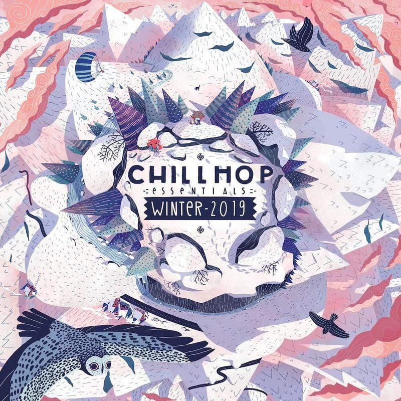 Chillhop Music - Chillhop Essentials - Winter 2019 (2xLP) Chillhop Music