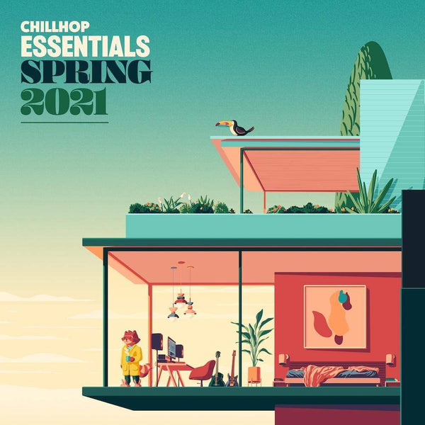 Various Artists - Chillhop Essentials Spring 2021 (LP) Chillhop Music