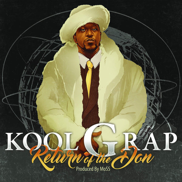 Kool G Rap - Return Of The Don (CD) Clockwork Music / Full Mettle
