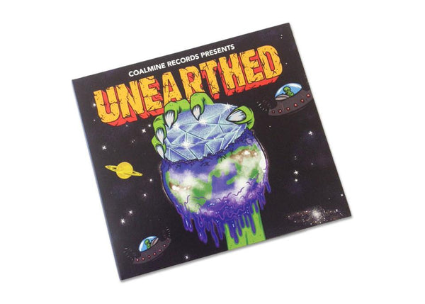 Coalmine Records Presents: Unearthed (CD) Coalmine Records