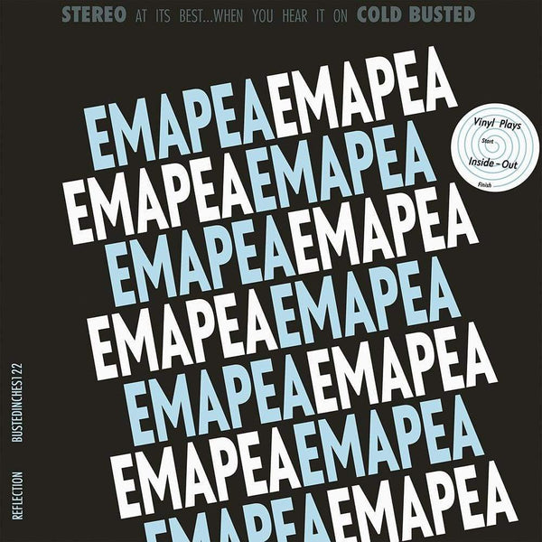 Emapea - Reflection (Fat Beats Exclusive- White Inside Out Vinyl Cut LP) Cold Busted