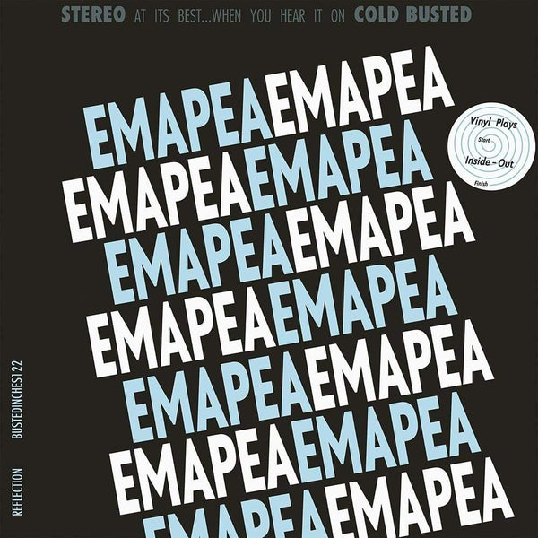 Emapea - Reflection (LP - Inside Out Vinyl Cut) Cold Busted