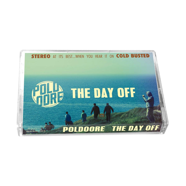 Poldoore - The Day Off (Cassette) Cold Busted