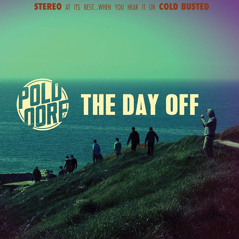 Poldoore - The Day Off (CD) Cold Busted