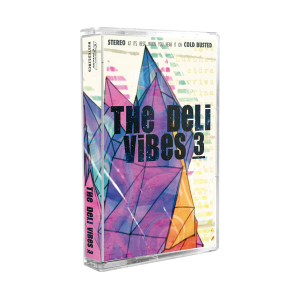 The Deli - Vibes 3 (Cassette) Cold Busted