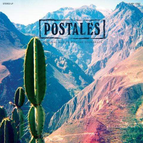 Los Sospechos - Postales Soundtrack (LP - Black Vinyl) Colemine Records