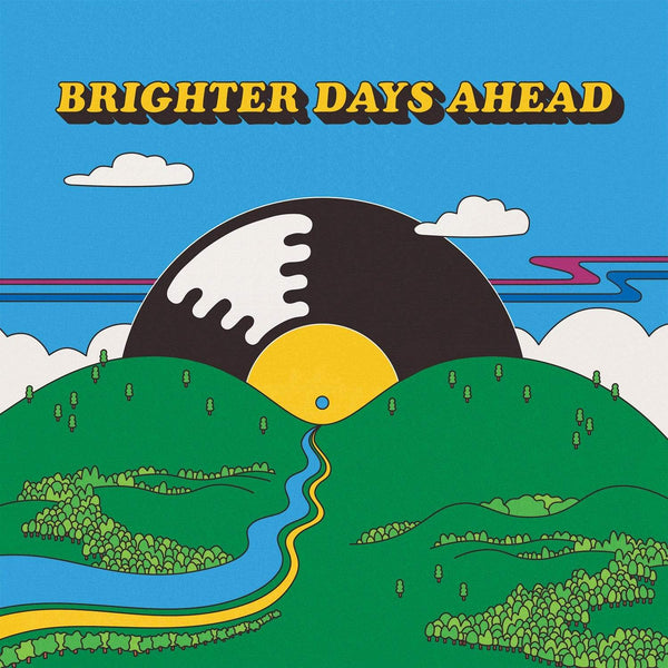 Various Artists - Colemine Records Presents: Brighter Days Ahead (2xLP - Random Vinyl) Colemine Records