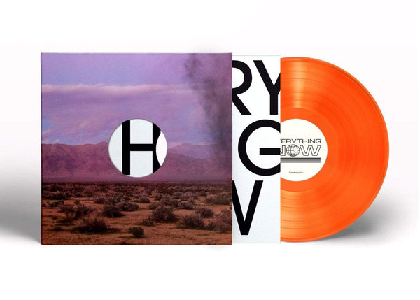 "Arcade Fire - Everything Now (12"" - Limited 180 Gram Orange Vinyl) Columbia"