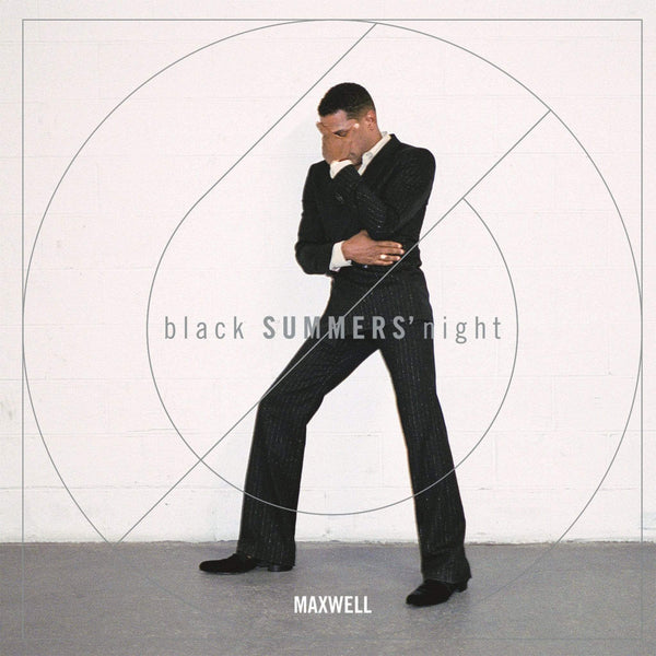 Maxwell - blackSUMMERS'night (2xLP - 180 Gram Vinyl - Gatefold + Download Card) Columbia