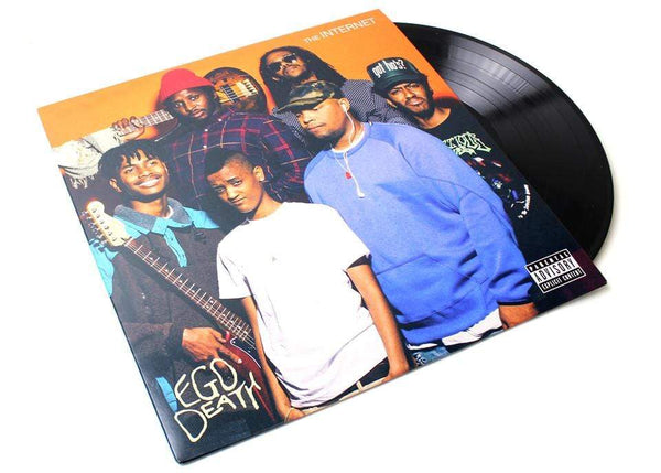 The Internet - Ego Death (2xLP + Download Card) Columbia