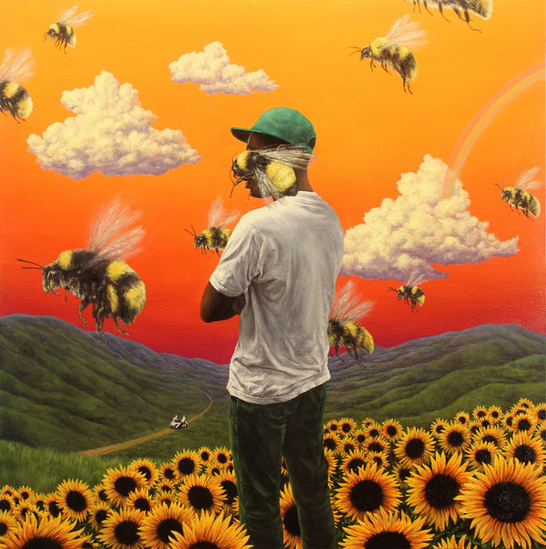 Tyler, The Creator - Scum Fuck Flower Boy (2xLP) Columbia