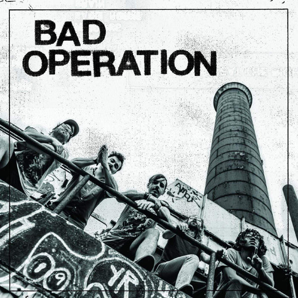 Bad Operation - Bad Operation (LP) Community Records/Topshelf
