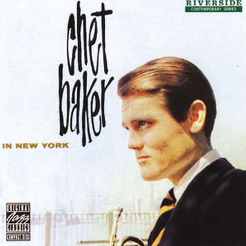 Chet Baker - Chet Baker In New York (LP) Concord Records