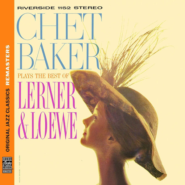 Chet Baker - Chet Baker Plays The Best Of Lerner And Loewe (LP) Concord Records